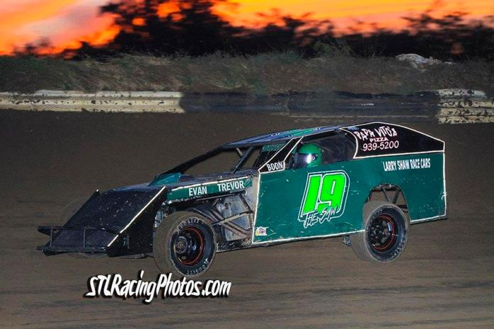 Jimmy Cummins at Fayette County Speedway