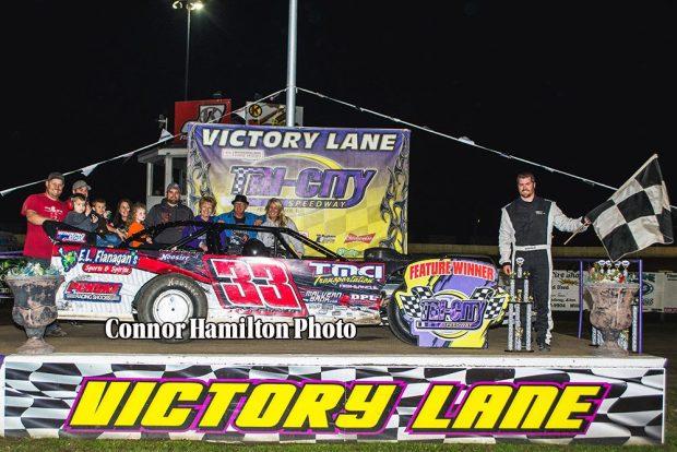 Tim Manville - Connor Hamilton photo