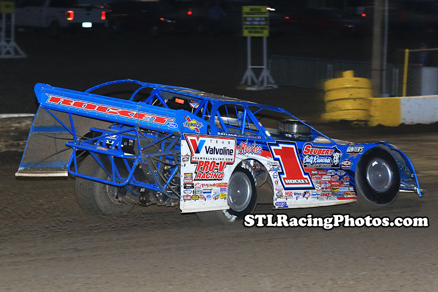 Brandon Sheppard Wins From 12th at Whynot Motorsports Park