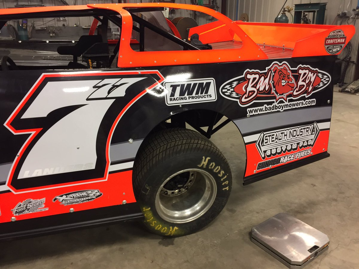 Jared Landers Returns to Action this Weekend