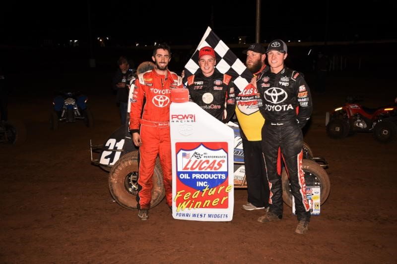 Bell Doubles Down, Sweeps Fourth Annual Turnpike Challenge Weekend in Front of Hometown Crowd