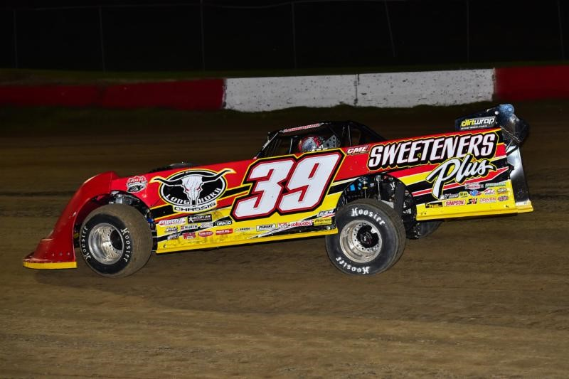 Tim McCreadie Tops Topless 100 Preliminaries