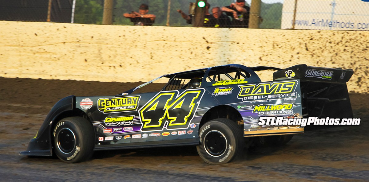 Chris Madden suspended from DIRTcar & WoO for illegal tires at World 100!
