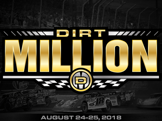 "The ""Dirt Million"" Slated for 2018 at Mansfield Motor Speedway!"