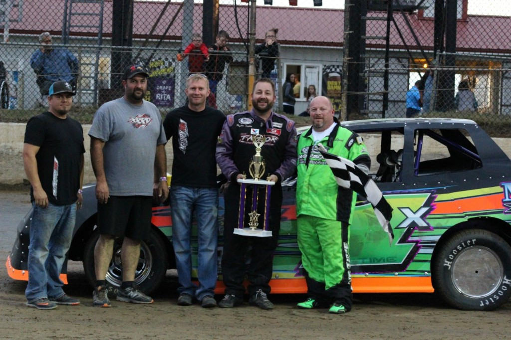 Payton Taylor Grabs $5,000 Street Stock Showdown at Central Missouri Speedway as Cole Campbell Takes USRA B-Mod Win!