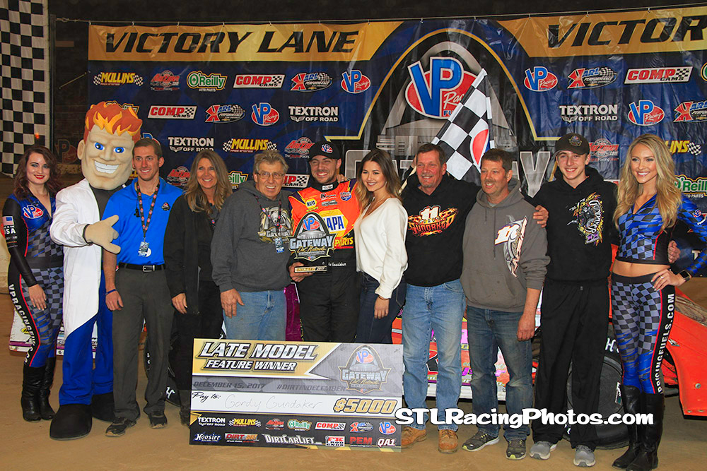 Hudson O'Neal & Gordy Gundaker take Late Model wins at Gateway Dirt Nationals