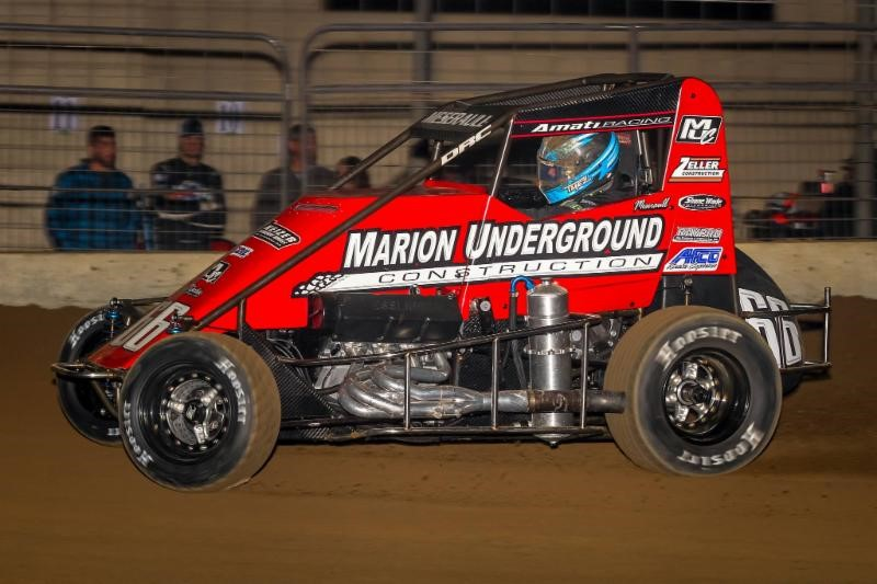 """T-MEZ BACK WITH AMATI FOR """"KNEPPER 55"""" SATURDAY AT Du QUOIN"""