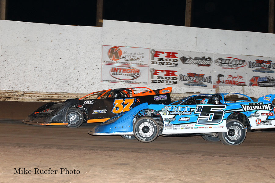 Mike Ruefer Photos from Wild West Shootout on 1/10/18