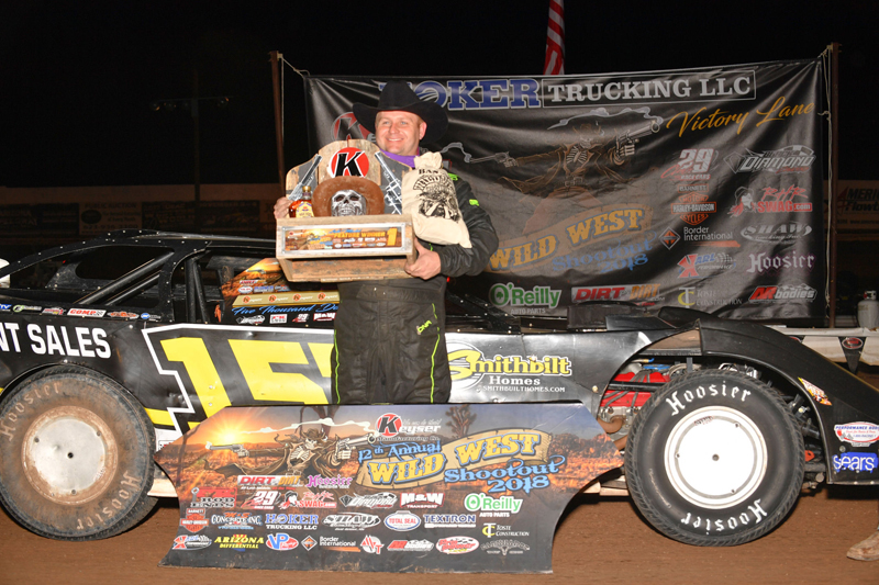 Marlar Masters Wild West Shootout Round Four with Jegtvig & Searing also Posting Wins