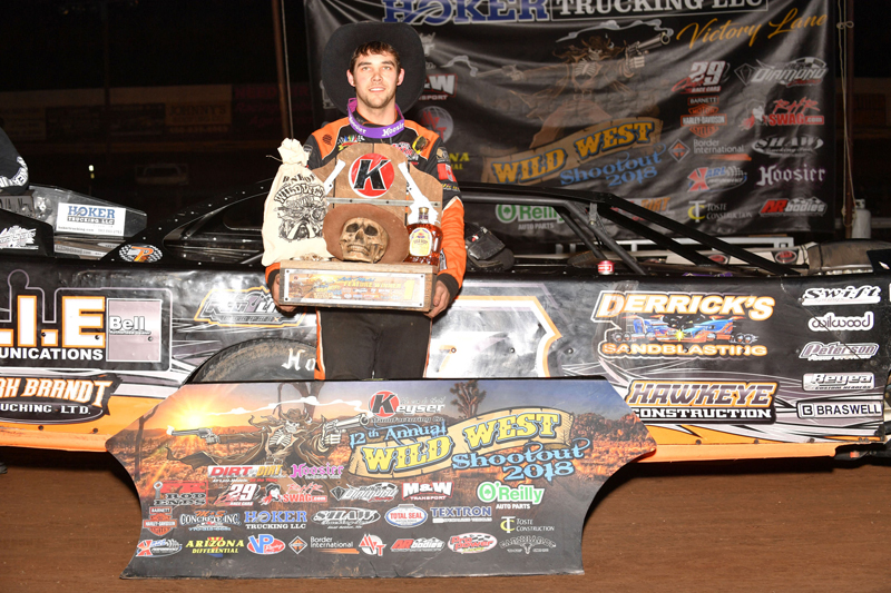 Weiss Wires Wild West Shootout Round Five with Stormy Scott & Josh Cain Victorious as Well