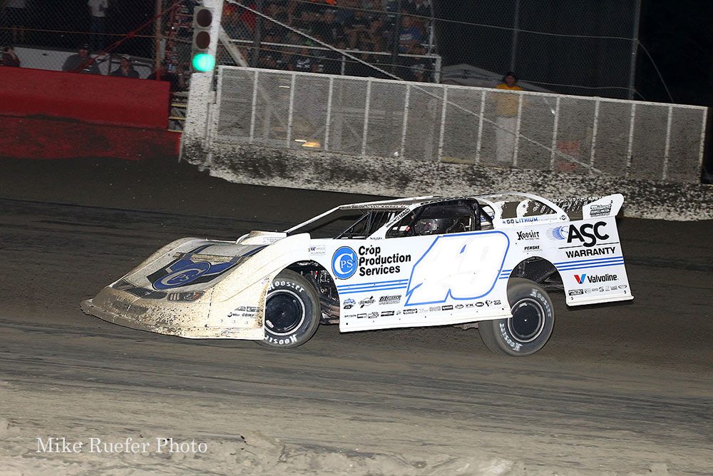 DAVENPORT SCORES $20,000 KING OF THE COMMONWEALTH VICTORY AT VIRGINIA MOTOR SPEEDWAY; BAILES TAKES FASTRAK CHECKERS AND $3000 PAYDAY