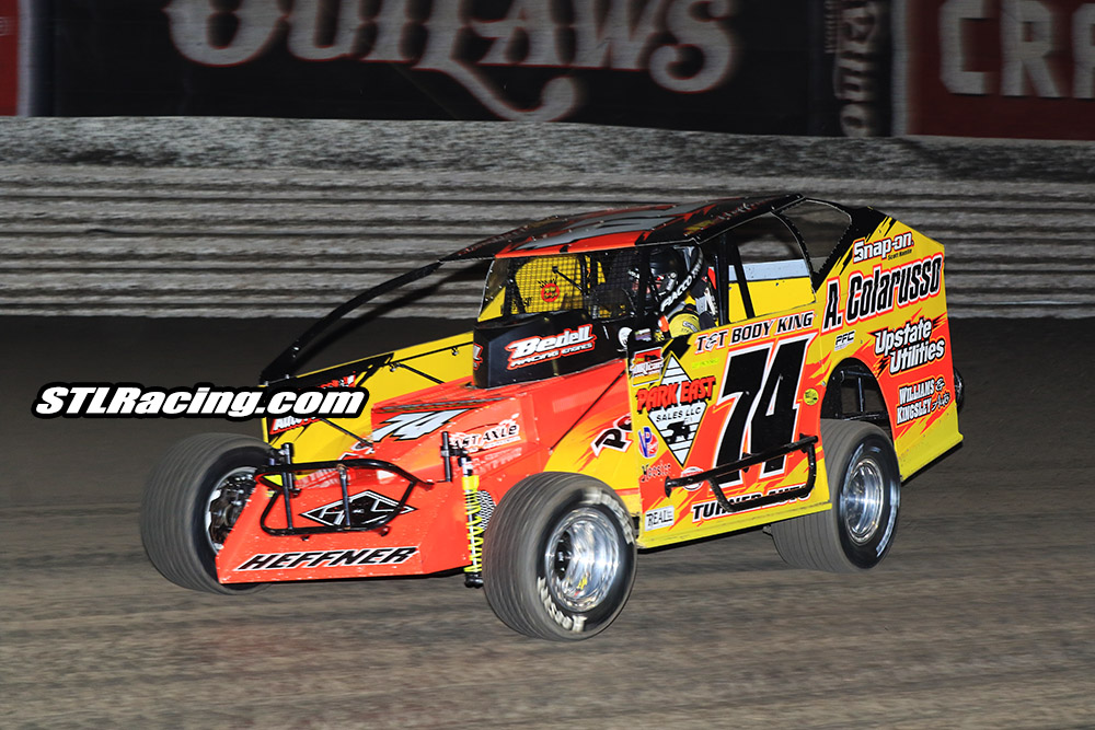 Heavy Fog Postpones Big-Block Modified Feature Until Day 10 of DIRTcar Nationals