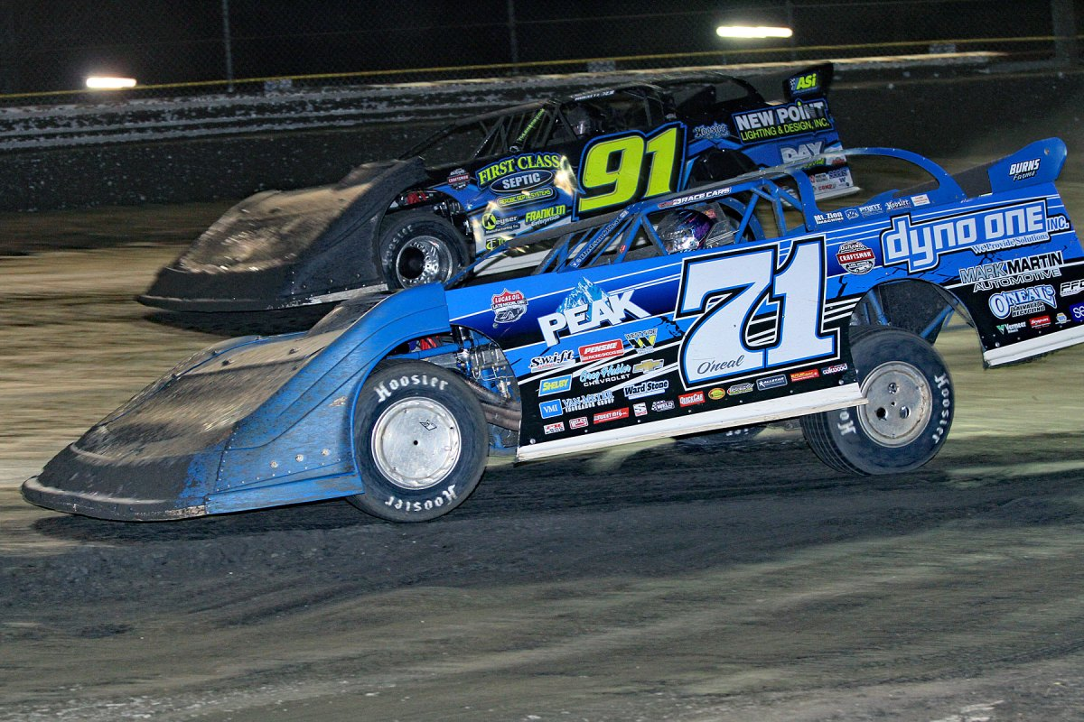 Jim Denhamer's photos of the DIRTcar Nationals at Volusia Speedway Park - 2/15/18