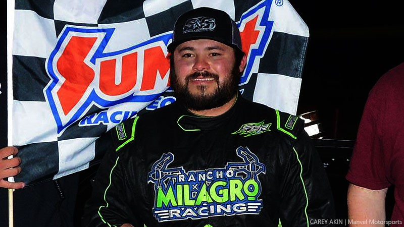 Scott sweeps Summit USMTS Winter Speedweeks doubleheader in Corpus Christi