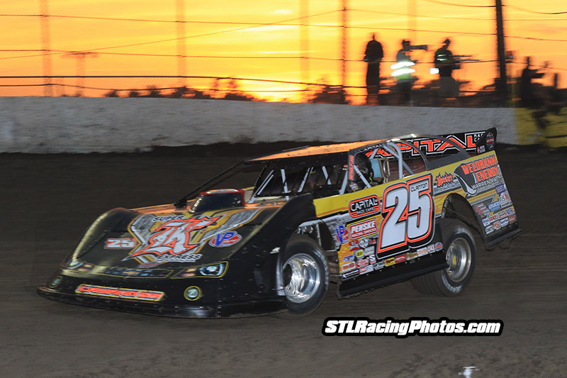 Shane Clanton Mr. Domination During Southern Nationals Bonus Opener at Tri-County