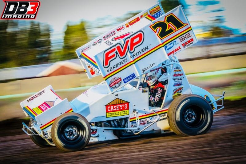 Brian Brown Tackling World of Outlaws Spring Classic in Pevely for First Time Since 2015