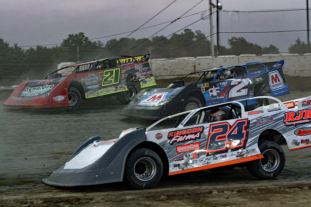 Jim Denhamer's photos from Plymouth Speedway's UMP DIRTcar Summer Nationals - 6/17/18