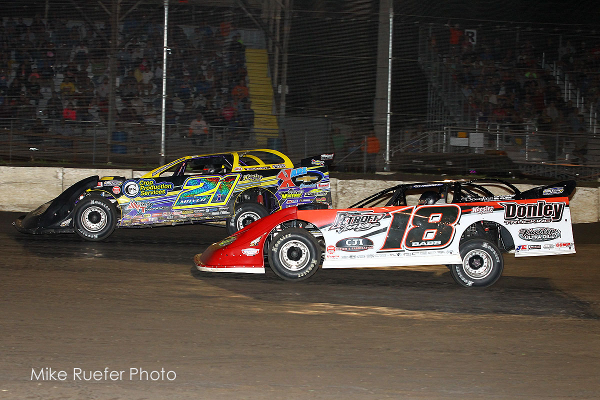 Mike Ruefer's photos from Fairbury Speedway's UMP DIRTcar Summer Nationals - 6/23/18
