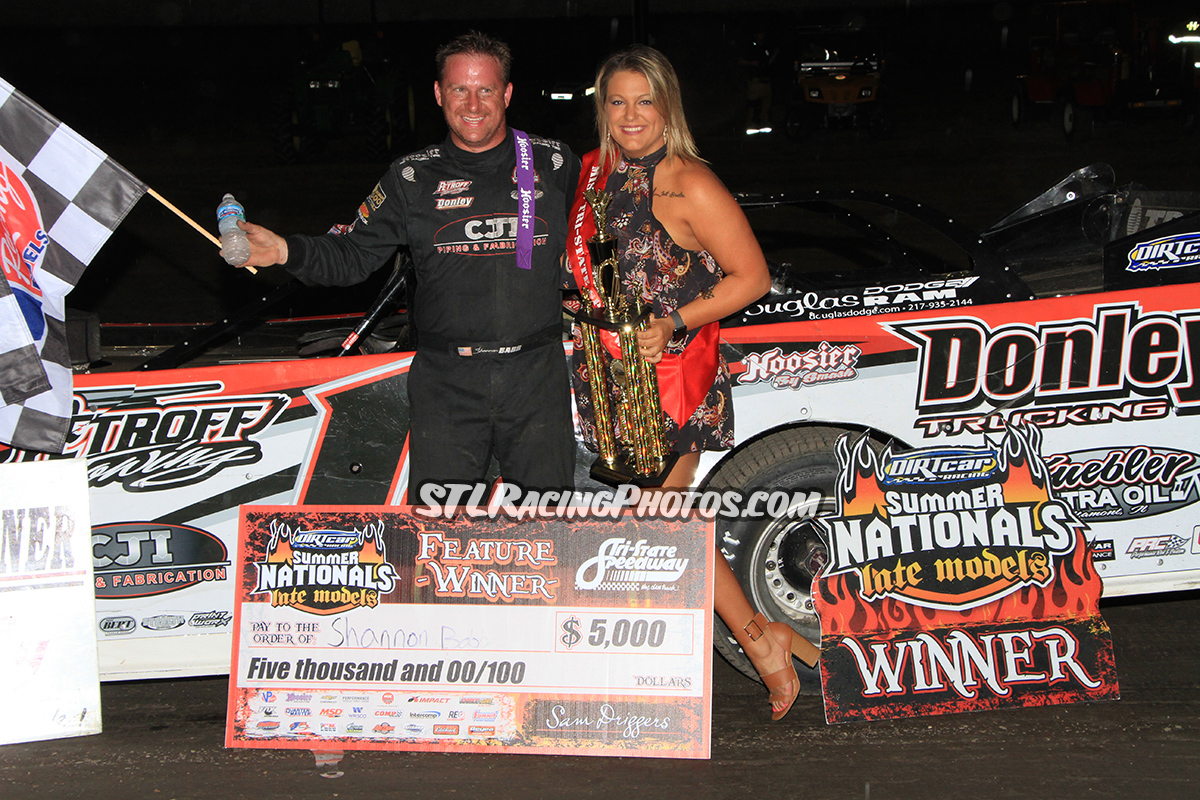 Shannon Babb holds off Tyler Erb for Tri-State Summer Nationals win!