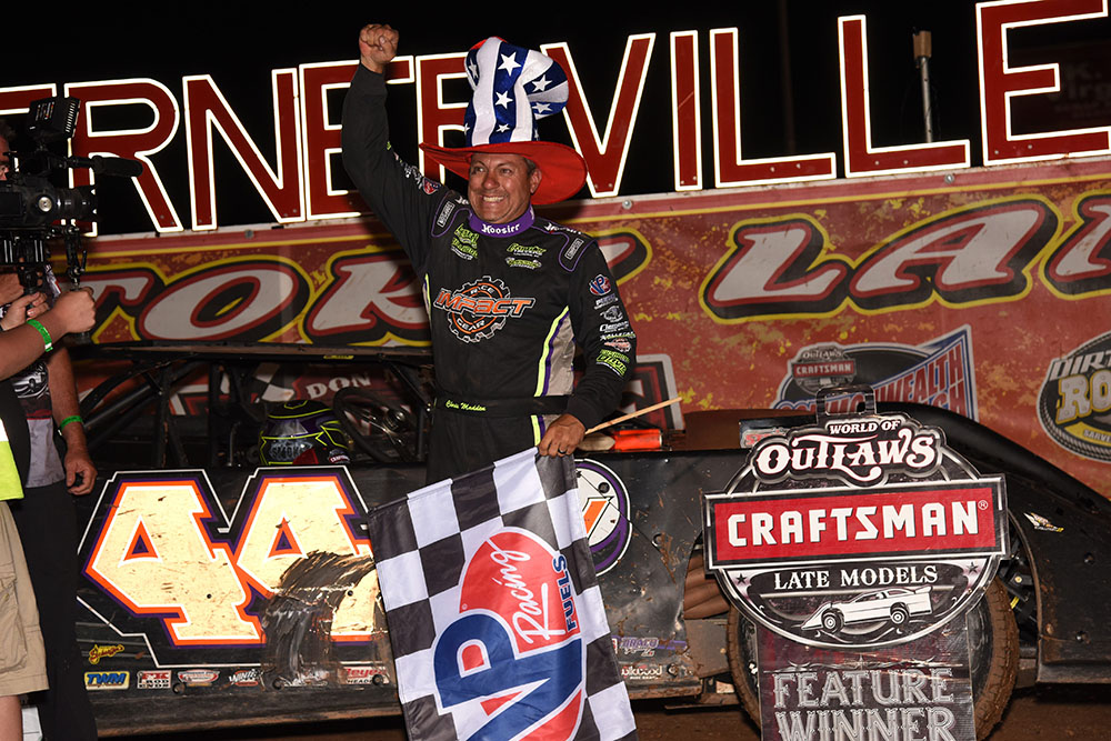 Chris Smokey Madden Dominates the 12th Annual Firecracker 100