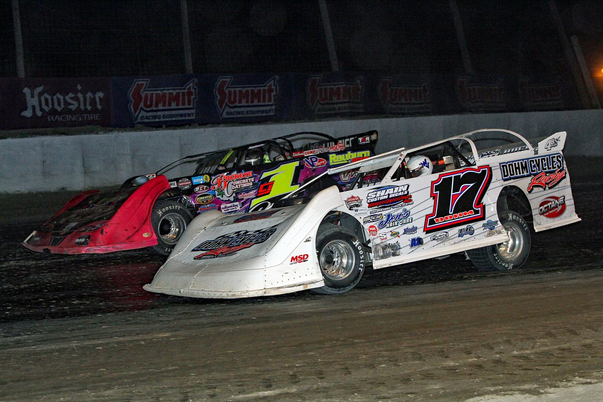 Zack Dohm goes back to back with win at Oakshade Raceway UMP DIRTcar Summer Nationals
