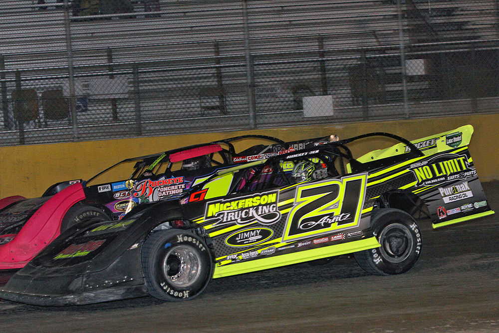 Jim Denhamer's photos from Berlin Raceway's American Ethanol Late Models & Modifieds - 9/22/18