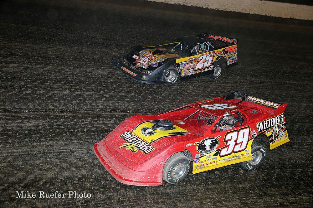 Mike Ruefer's photos from Eldora Speedway's World 100 - 10/13/18