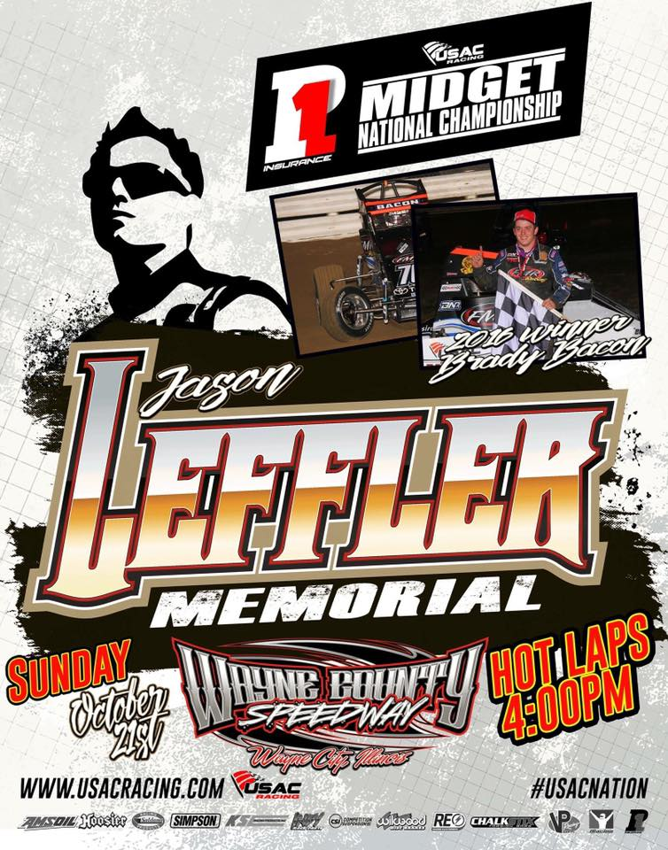 LEFFLER MEMORIAL RETURNS SUNDAY TO WAYNE CITY