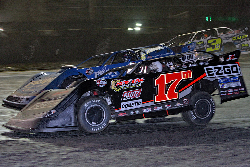 Jim DenHamer's photos from Volusia Speedway Park's DIRTcar Nationals - 2/14/19