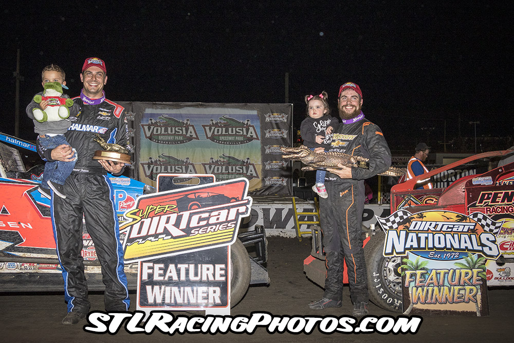 Stewart Friesen Takes $5,000 DIRTcar Nationals Finale, Wight Wins Gator Championship