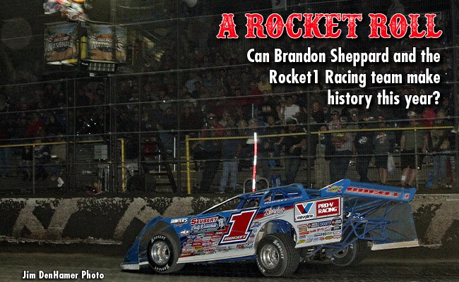 Sheppard Takes Aim at Historic Streak This Weekend in Tennessee