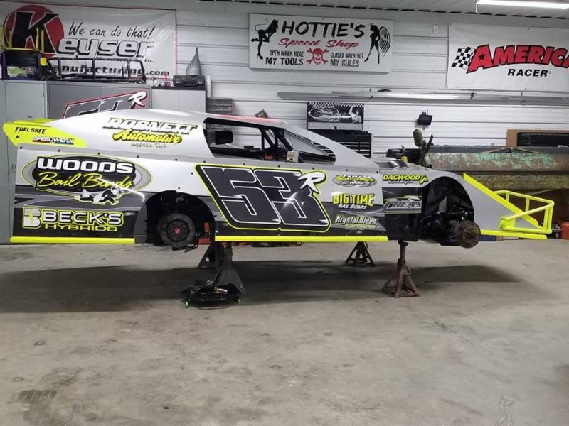 Lucas Oil Speedway Preseason Spotlight: With new look, Woods ready for new USRA Mod season