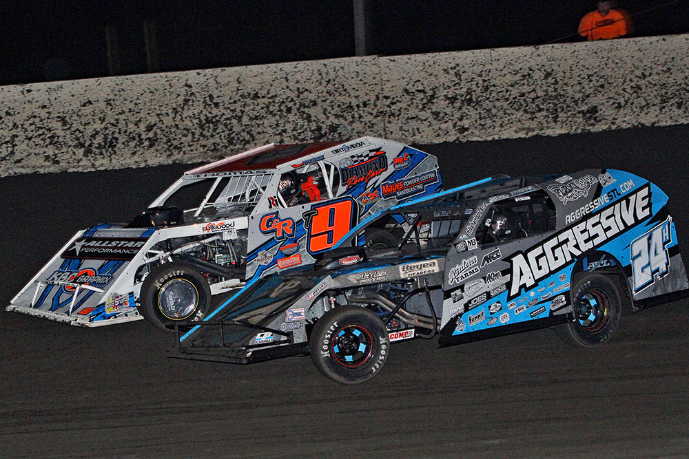 Summit Racing Equipment American Modified Series Returns to Action Memorial Day Weekend in Illinois May 23-26