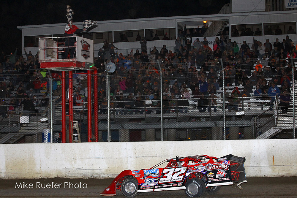 Mike Ruefer's photos from 34 Raceway's Slocum 50 - 4/20/19