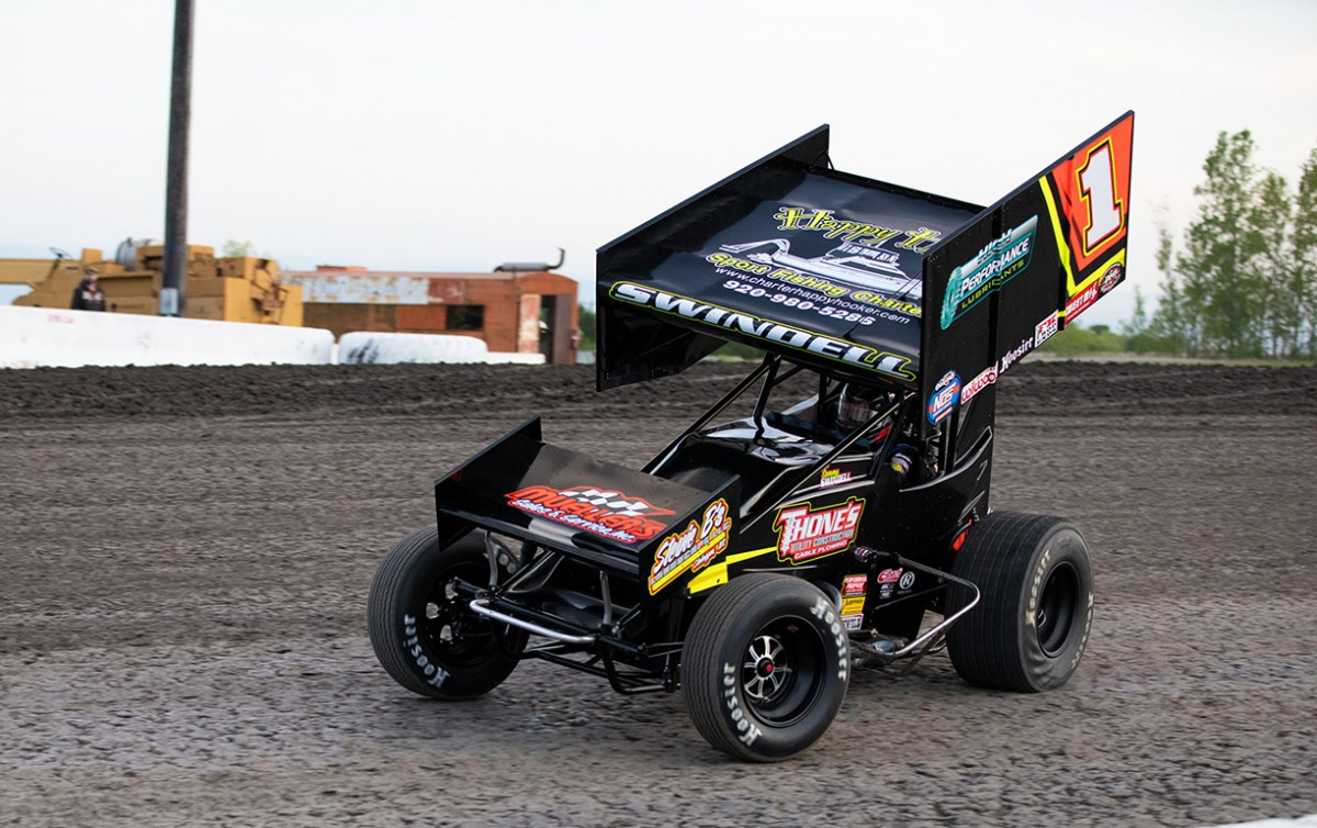 Ageless Sammy Swindell Continues Adding Chapters to His Sprint Car Career