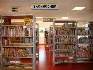 Die Bibliothek - Innenansicht 8