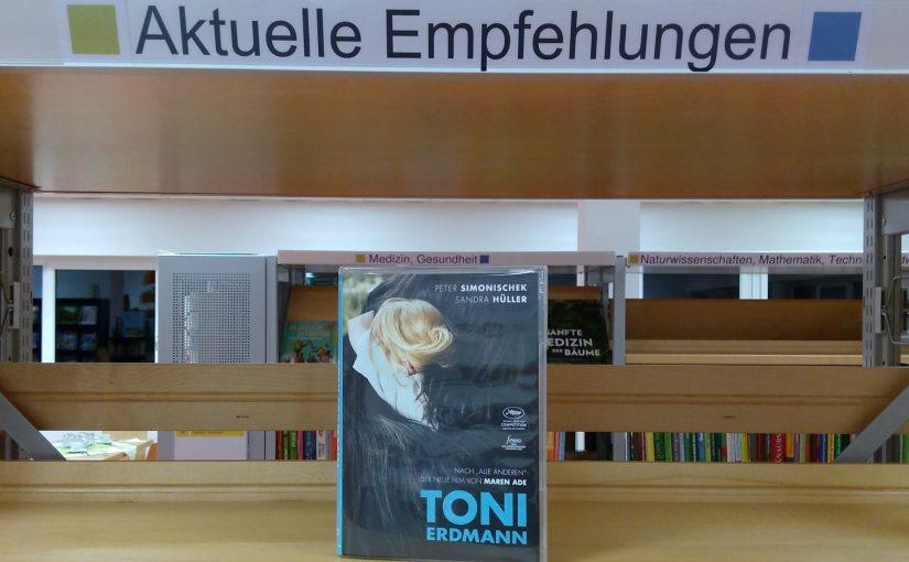 Neu im Regal – Toni Erdmann