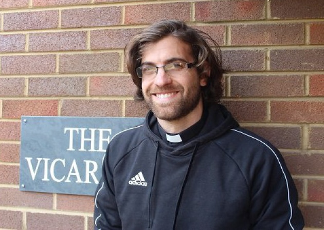 Our New Vicar Nick