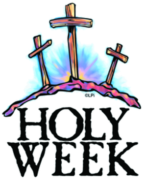Image result for holy week logo
