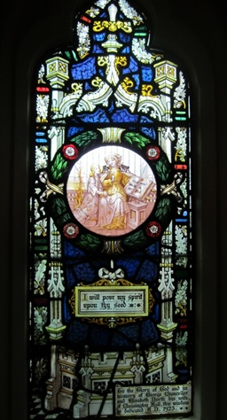 Image of Stain Glass Window