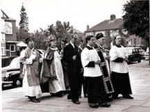 Bishop of London - 2nd July 1957