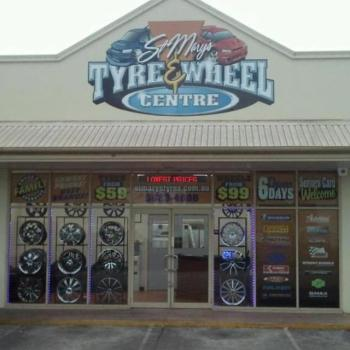 Use Google Maps to find your way to St Marys Tyre and Wheel Centre