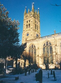 Image result for st mary's church warwick