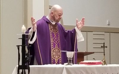 Fr. Bryan Appointed Episcopal Vicar for Renewal and Development