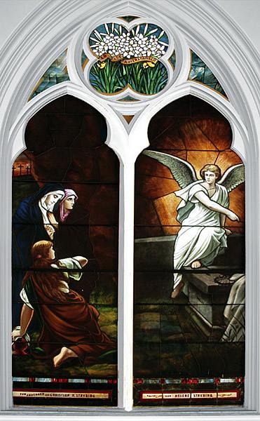Das Altarfenster