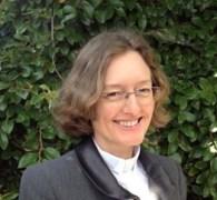 Pastor Kerstin Weidmann
