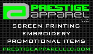 Prestige Apparel Logo