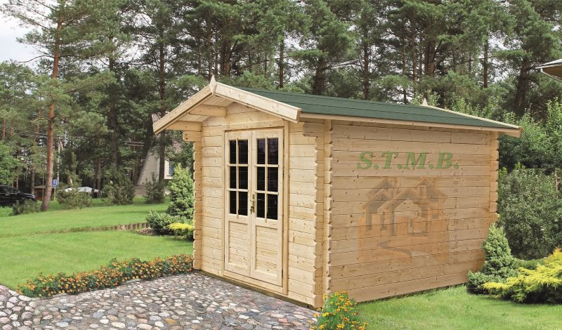 Cabane De Jardin Pas Cher Stmb Construction Chalets Bois Com