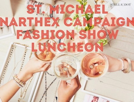 Fashion Show Luncheon, November 23, 2019