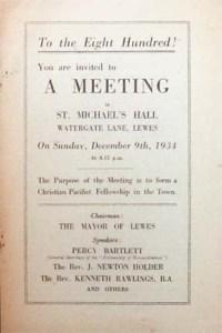 Pacifist Leaflet